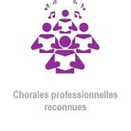 chorales professionnelles reconnues