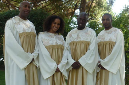 gospel enterrement