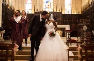 Mariage avec Gospel For You Family