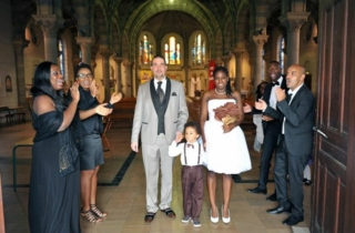 Mariage avec Gospel Event