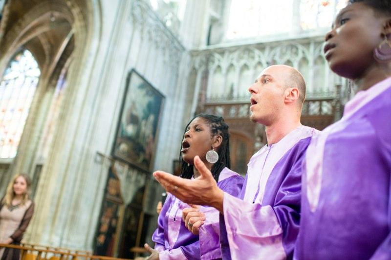 notre livre dor - Chorale Gospel Pour Mariage