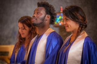Chorale gospel professionnelle pour mariage