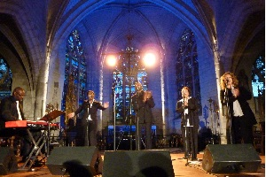 chorale gospel paris