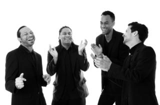 Gospel For You Family Quartet N&B