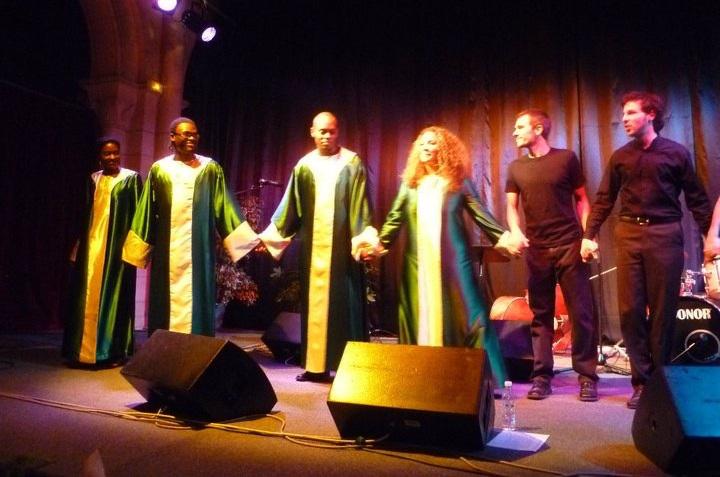 chorale gospel mariage - Chorale Gospel Pour Mariage