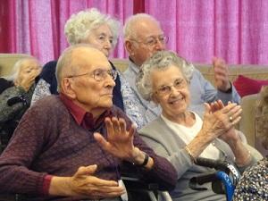 chant gospel maison de retraite