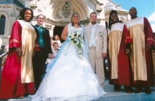 mariage gospel wedding gospel